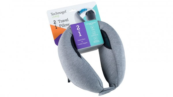2in1 Travel pillow Reisekissen