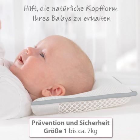 Theraline Babykopfkissen Gr. 1